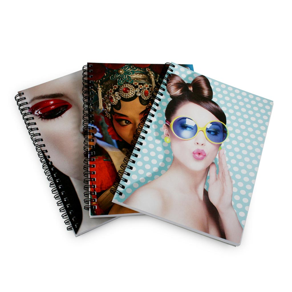 Spiral Notebooks Launched